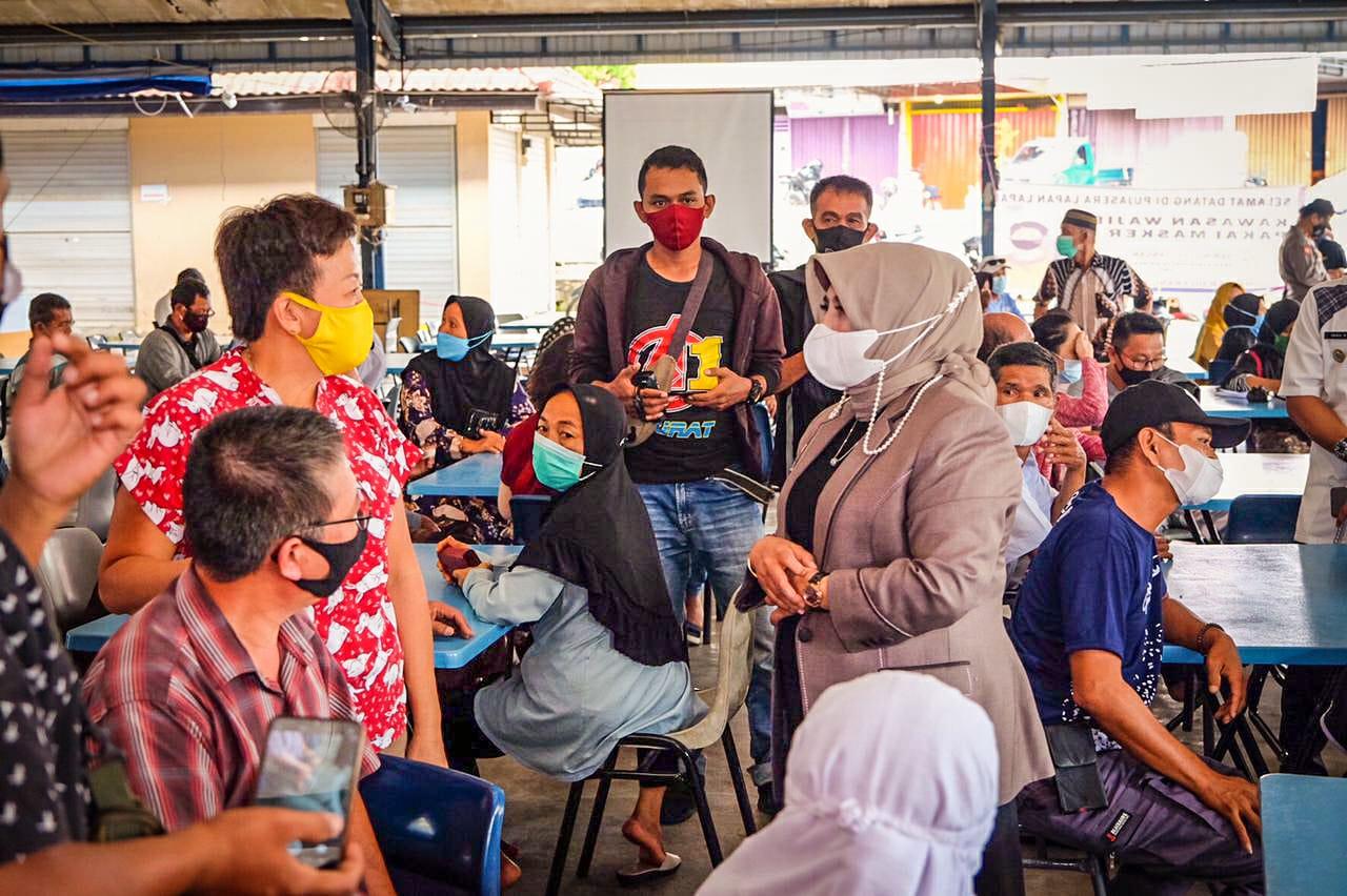Kasus Aktif Capai 240 Orang, Wali Kota Rahma Tekankan Warga Disiplin Prokes