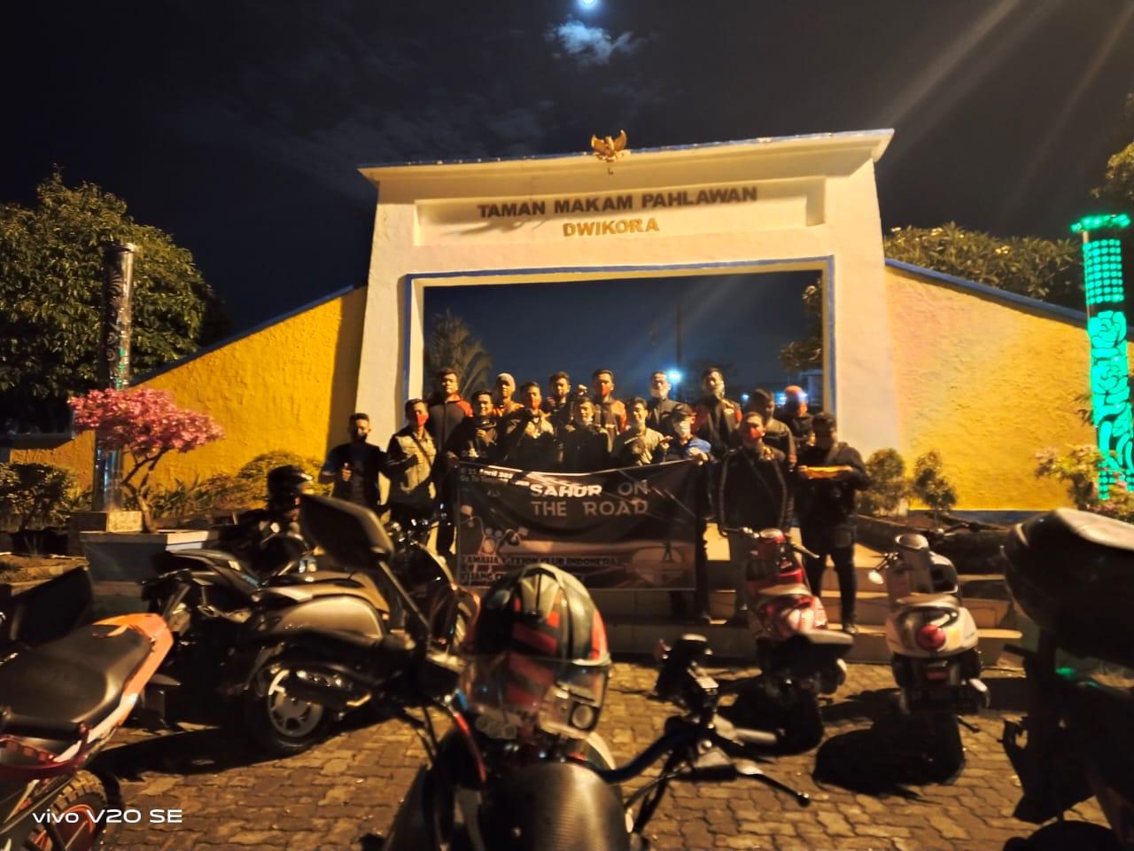 YVCI Sahur On The Road Ke Tanjung Uban