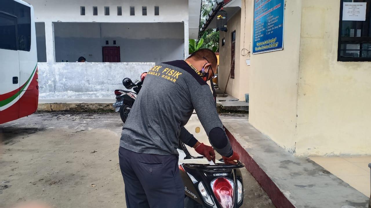 Kendaraan Wajib Untuk Dicek Fisik Untuk Perpanjangan STNK