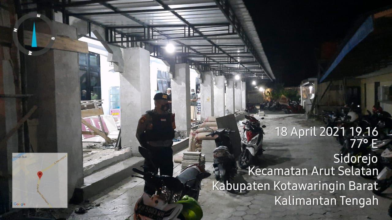 Rumah Ibadah Jadi Sasaran Prokes Polisi