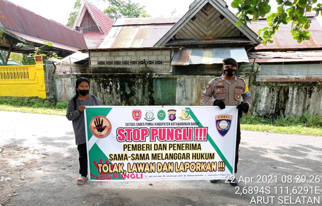 Polisi Minta Masyarakat Stop Pungli