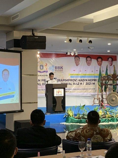Kadin Kepri Solid Dukung Anindya Bakrie Pimpin Kadin Indonesia
