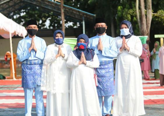 Walikota Tanjungpinang direncanakan melaksanakan sholat ied di lapangan pemedan