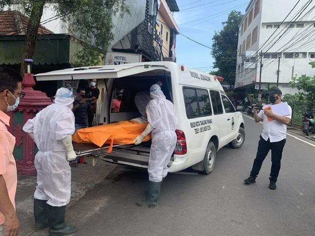 Ditemukan Mayat di Hotel Surya, Tanjungpinang