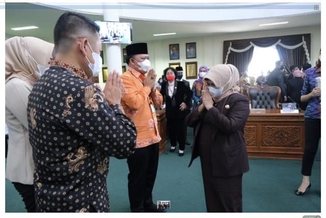 DPRD Tanjungpinang Tetapkan Endang Abdullah Peroleh Suara Terbanyak Pemilihan Wawako Tanjungpinang