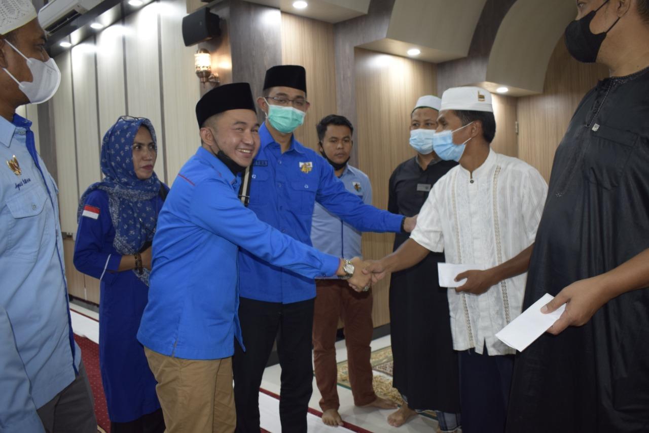 DPD KNPI Riau Jemput Kemenangan Ramadhan Bersama DPD KNPI Dumai