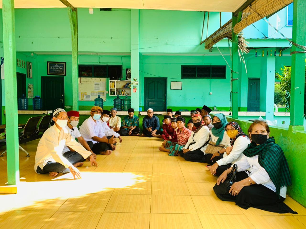 PERPAT Tanjungpinang Berbagi Berkah Di 3 Panti Asuhan dan 1 Pesantren