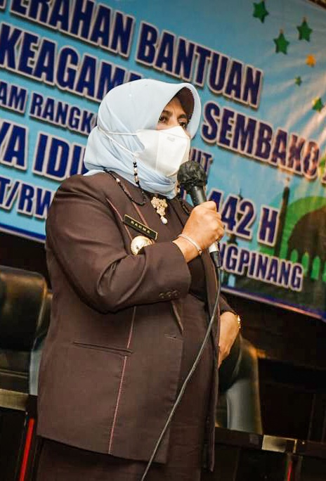 Walikota Tanjungpinang Mengisolasi Pasien Covid Di Hotel Lohass