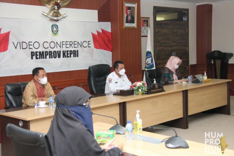 Gubernur Ansar Dorong Perempuan Kepri Aktif di Kancah Politik