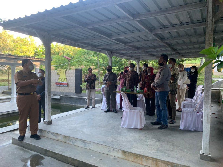 Hari Pertama Jabat Wawako, Endang Terima Kunjungan DPD PERPAT Kota Tanjungpinang