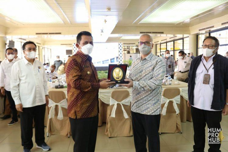 Gubernur Ansar Yakin BBK Semakin Kompetitif dan Berdaya Saing Tinggi