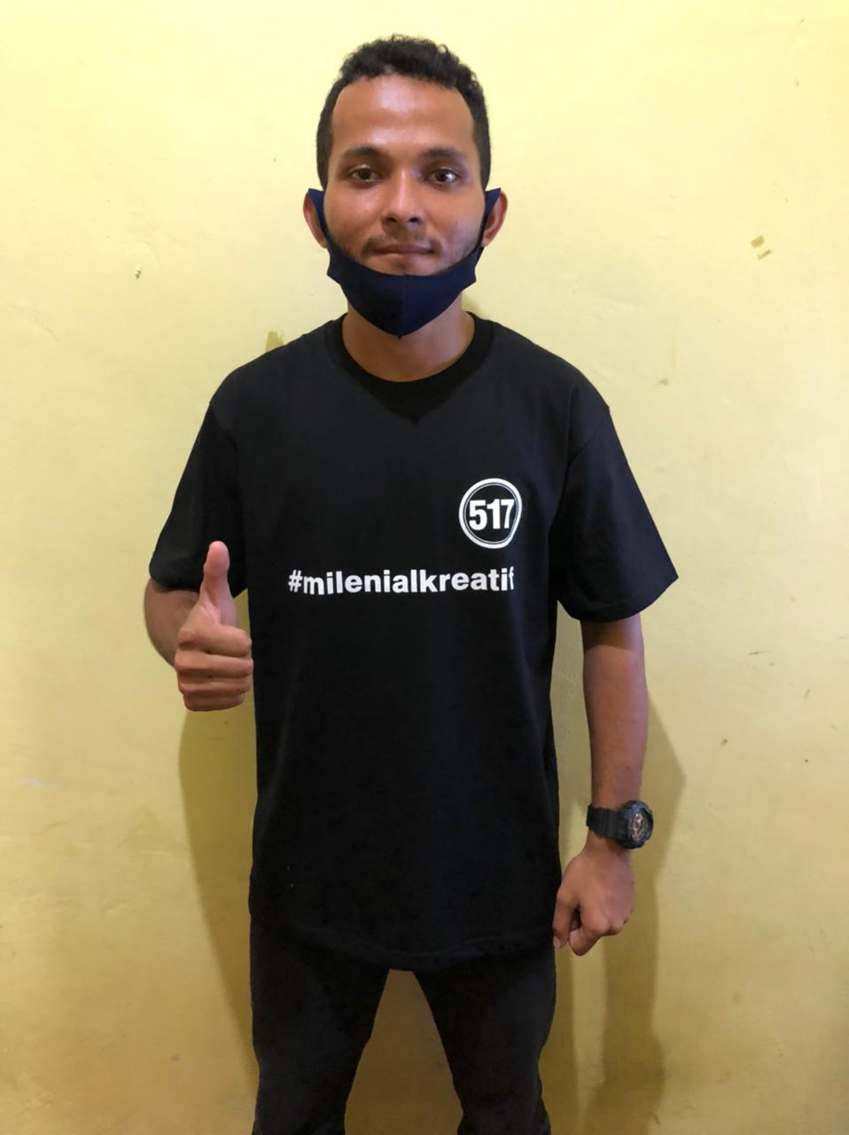 Militan 517 Tanjungpinang : Semoga Pak Endang Dicintai Masyarakat Tanjungpinang