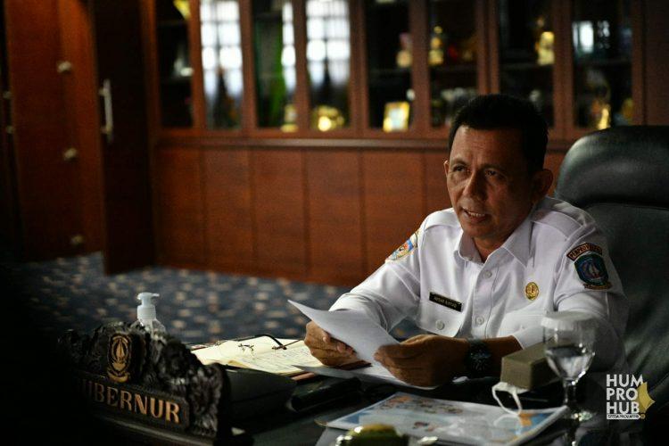 Perluas Sasaran, Gubernur Ansar Bolehkan Pekerja Divaksin