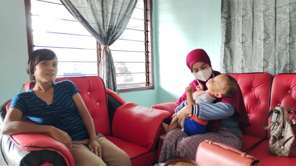Dukungan Masyarakat Terhadap Bayi Akbar Terus Mengalir