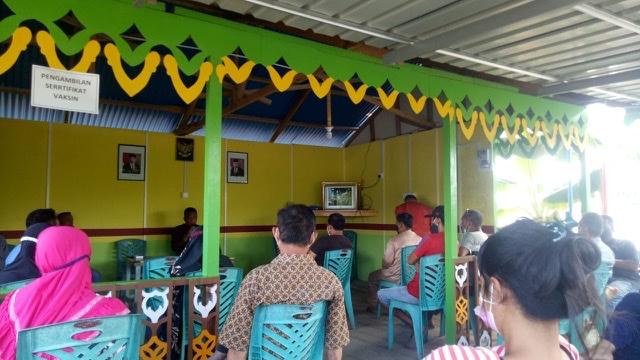 Warga Kampung Bulang Sepakat Tolak SMKN 3 Di Jadikan Rumah Singgah