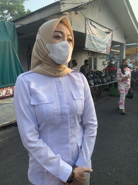 Diperintah Prabowo, Gerindra Tanjungpinang Bantu Pedagang Potong Lembu