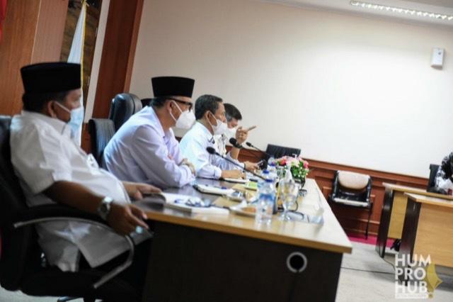 Pemprov Siapkan SMA SMK untuk Lokasi Karantina