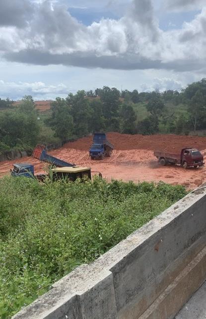 Walaupun Izin Belum Keluar, Aktivitas Penimbunan Tidak Dilarang Satpol PP Kota Tanjungpinang