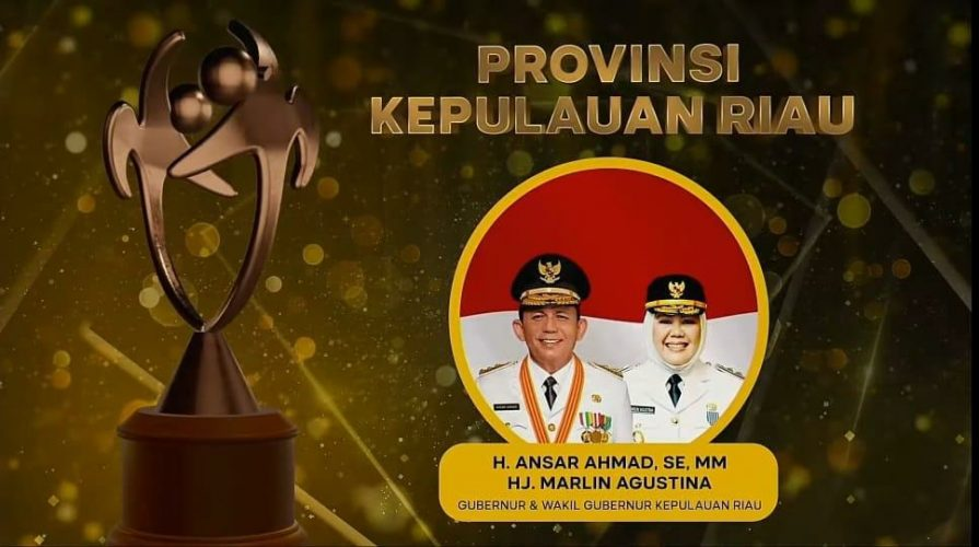 Dapat Penghargaan, Kepri Pelopor Provinsi Layak Anak