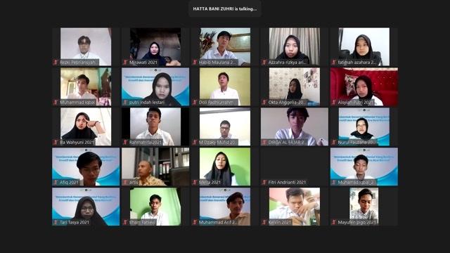 Sukses! Himakom Hadirkan Kajur Sekjur dalam Kegiatan Penyambutan Mahasiswa Baru