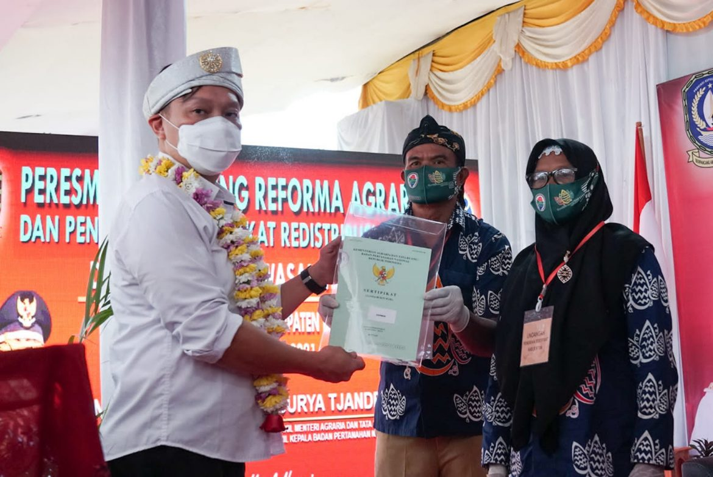 Desa Lancang Kuning Jadi Pilot Projek Kampung Reforma Agraria