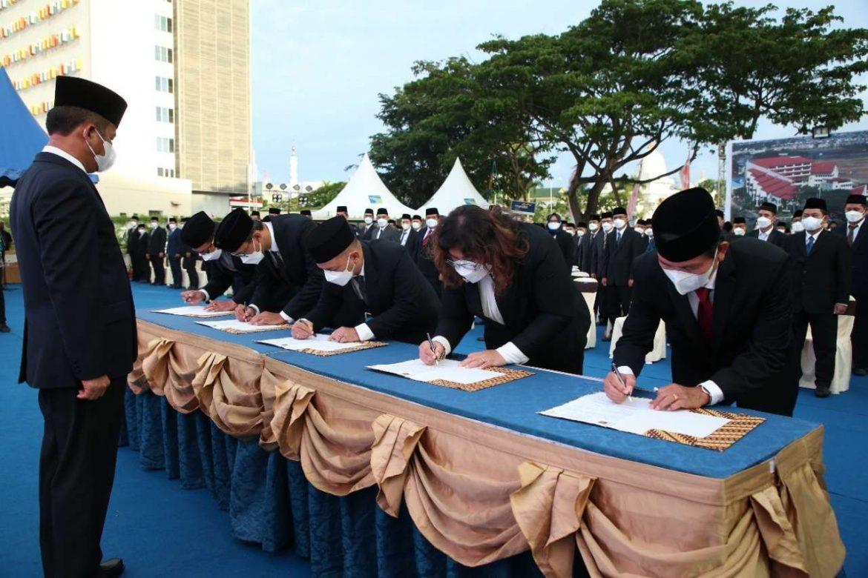 HMI Cabang Batam Menunggu Realisasi Pejabat BP Batam