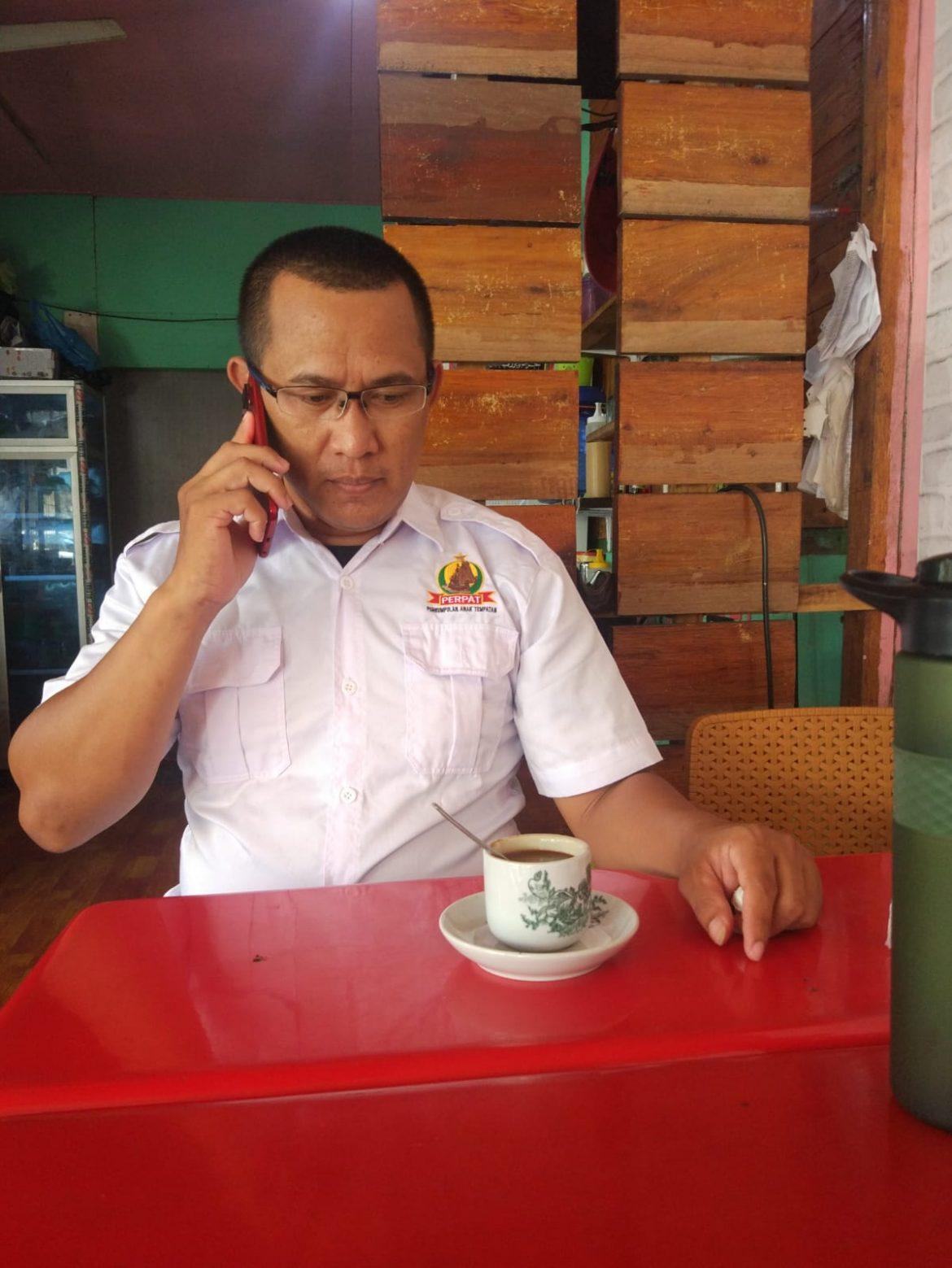DPD PERPAT Tanjungpinang Apresiasi Kejari Tanjungpinang  Mengusut Proyek Permukiman Kumuh Senggarang