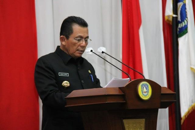 Gubernur Ansar Sampaikan KUA PPAS ke DPRD Kepri