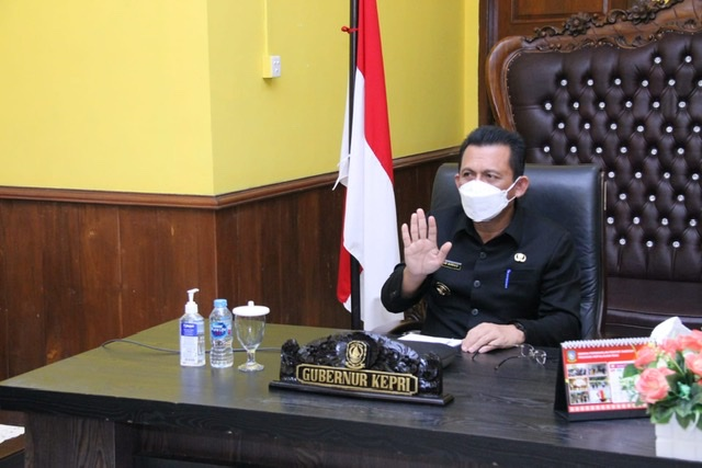 Gubernur Upayakan UMKM Kepri Bangkit