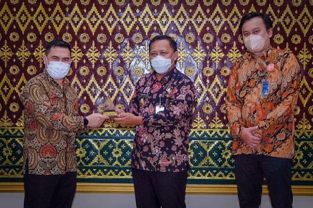 Wakil Walikota Ajak BNI Berkontribusi Bangun Tanjungpinang