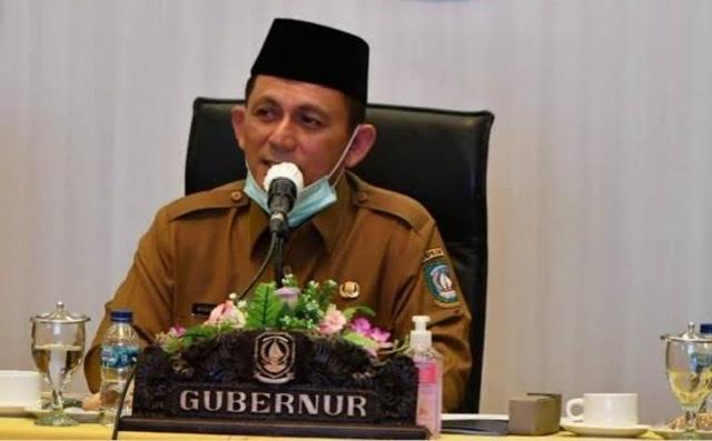 Gubernur Pimpin Rapat Bersama BPN, Bahas Rencana Kunjungan Wamen ATR/BPN