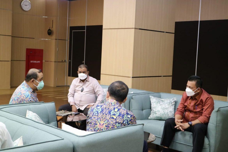 Lobby Jembatan Babin, Gubernur: Pemprov Sudah Sangat Siap Untuk Jembatan Batam-Bintan