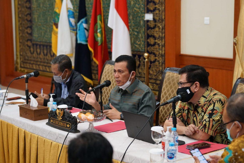 Gubernur Kepri Gesa Penurunan Levelisasi PPKM di Kepri