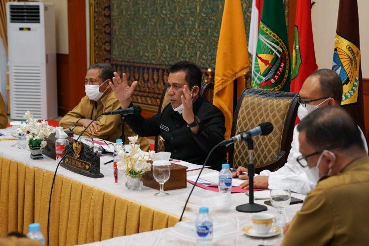 Angka Prevalensi Covid Turun, Gubernur Apresiasi Seluruh Tim