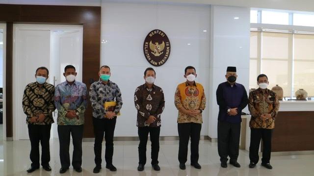 Kementerian Kelautan dan Perikanan Dukung Penuh Program Nasional Di Kepri