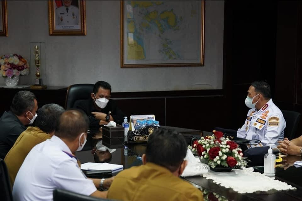 Gubernur Dorong Pemanfaatan Pelabuhan Kepri
