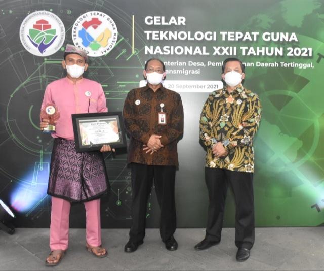 Posyantek Teluk Bakau Bintan Raih Juara III TTG Nasional