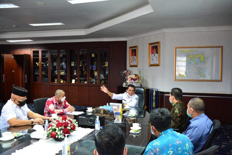 Gubernur Ajak Berkolaborasi Bantu Masyarakat
