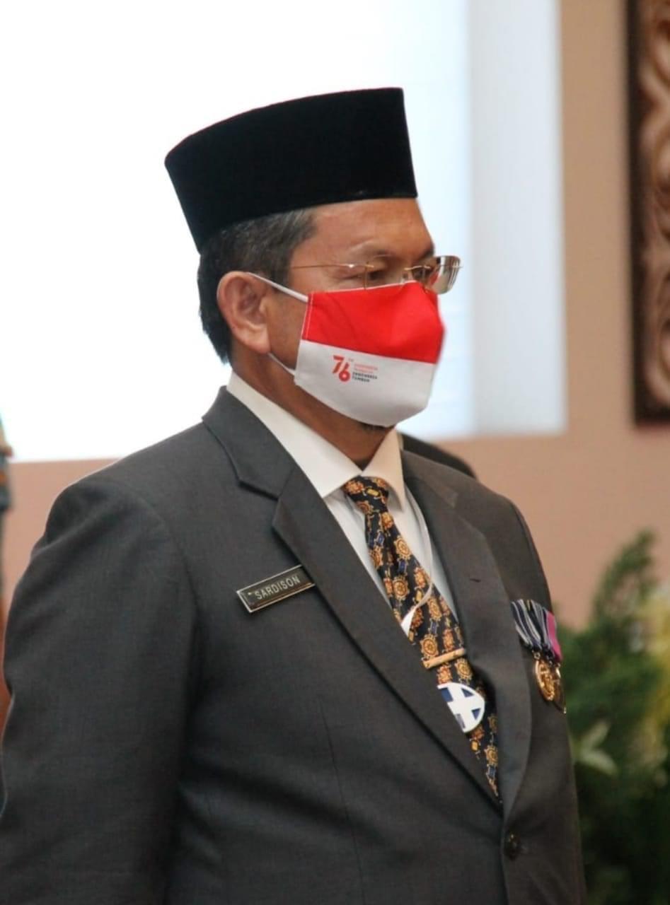 Kadis PMD Dukcapil Ajak Seluruh Kepala Desa Hadir Peringatan Hari Jadi Kepri Secara Virtual