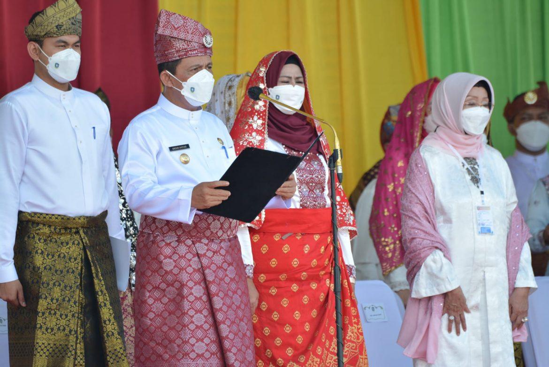 Gubernur Kepri Sampaikan Capaian Pembangunan di HUT Kepri