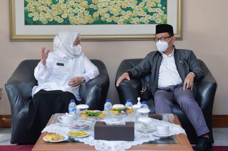 Di Hang Nadim, Wagub Kepri Ceritakan Laju Vaksinasi