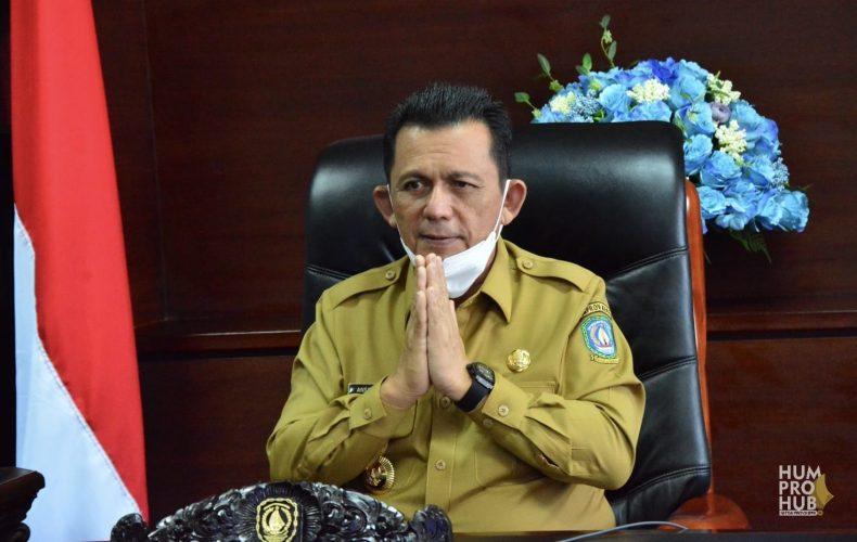 Pimpin Rapat TPID, Gubernur Minta Harga Bahan Pokok Stabil