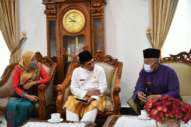 Gubernur Jemput Aspirasi Kepala Sekolah SMK Se-Karimun