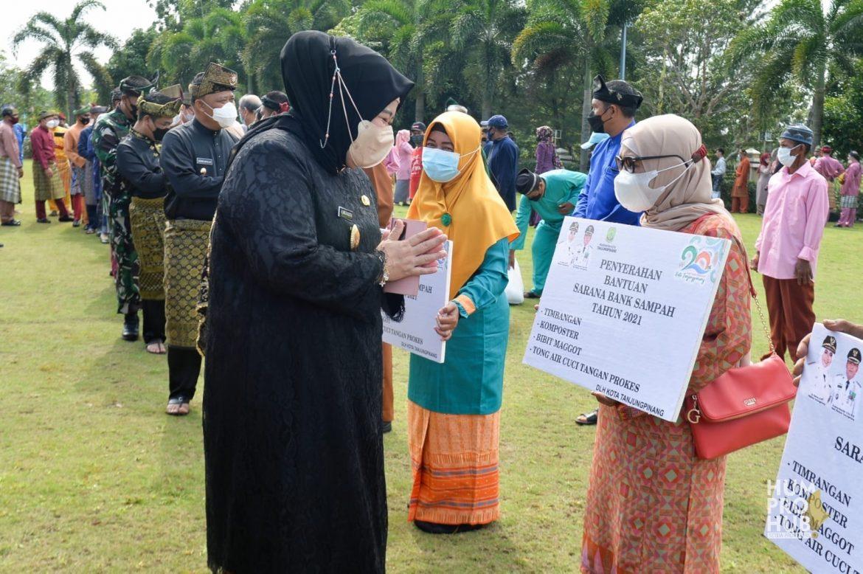 Hadiri HUT Kota Otonom Tanjungpinang ke-20, Wagub Kepri Serukan Komitmen Membangun Daerah